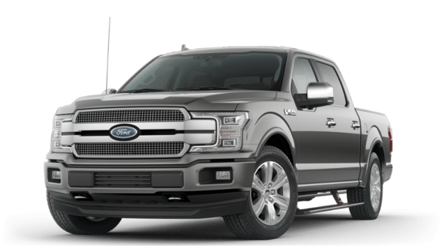 New 2019 Ford F-150 Platinum Truck in Mission, TX